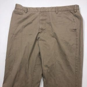 Dockers D4 Relaxed Fit Dress Pants Chinos 42x32